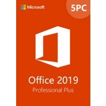 Office 2019 Pro Plus for 5PCs-Official and Global version